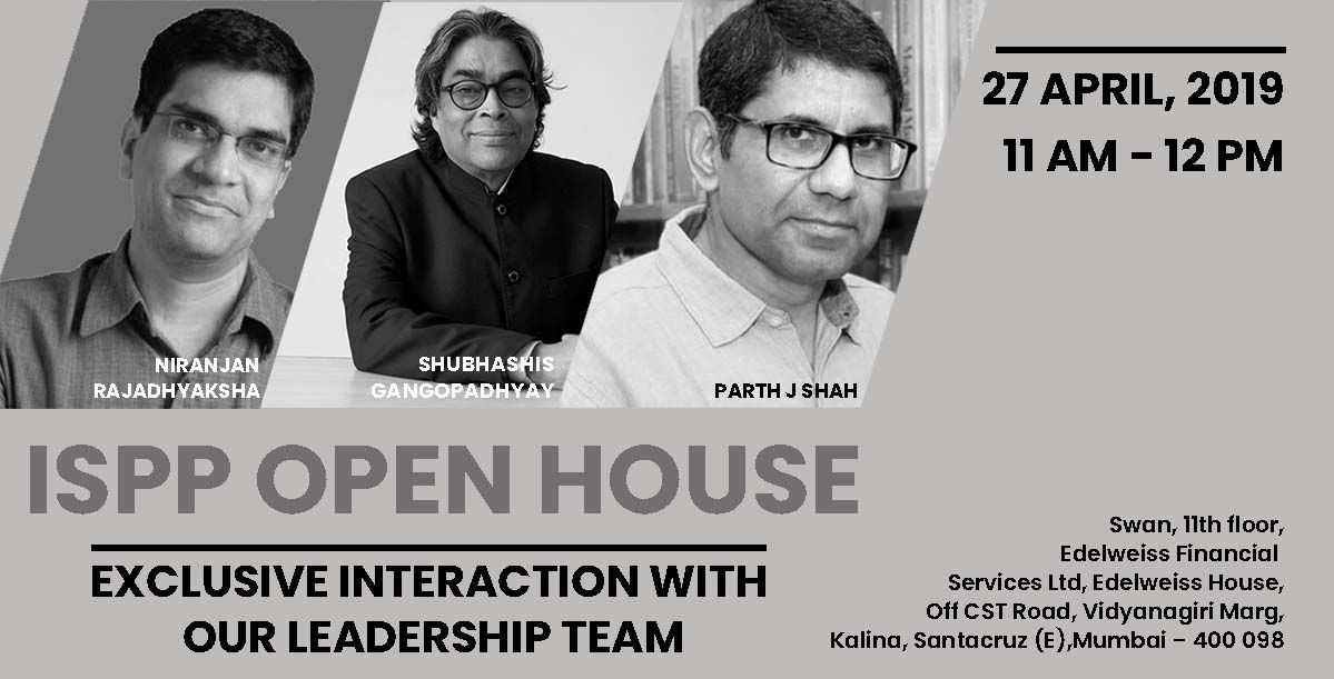 Webinar : ISPP Open House - Mumbai Chapter