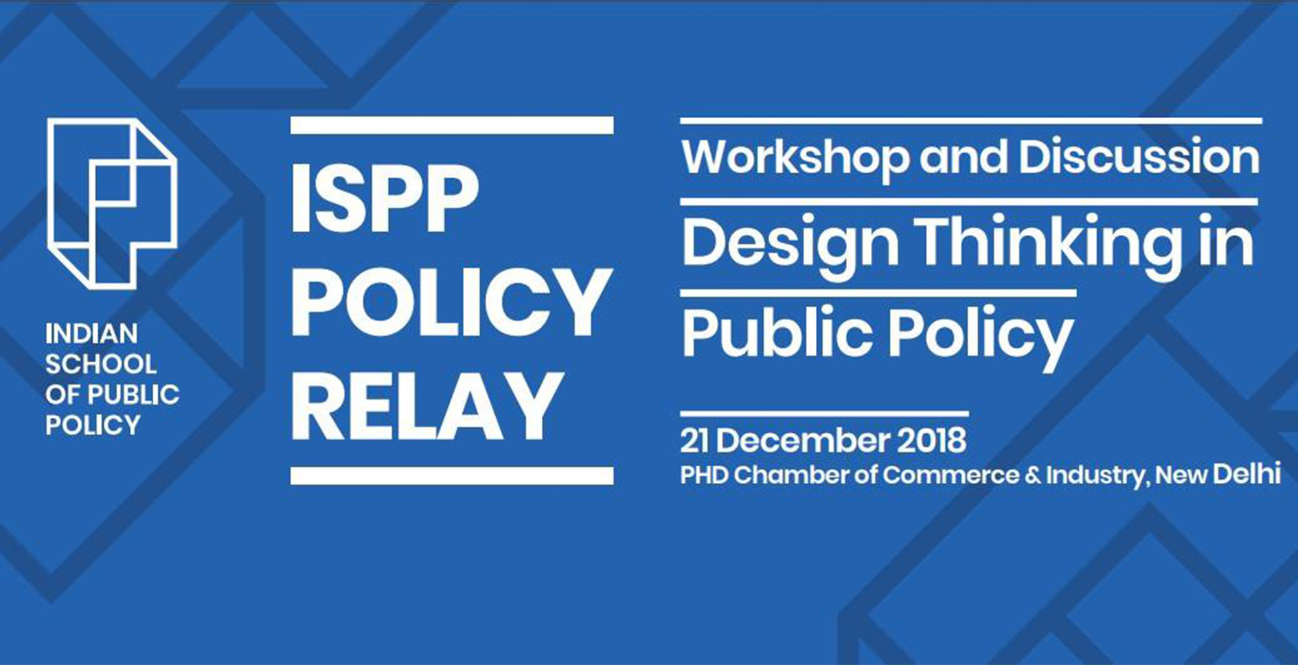 Design Thinking in Public policy
