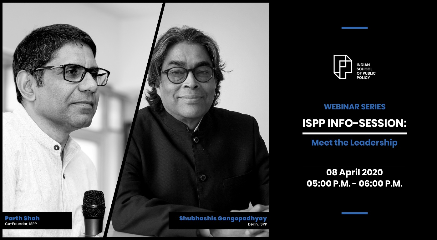 ISPP Webinar Series: Meet The Leadership