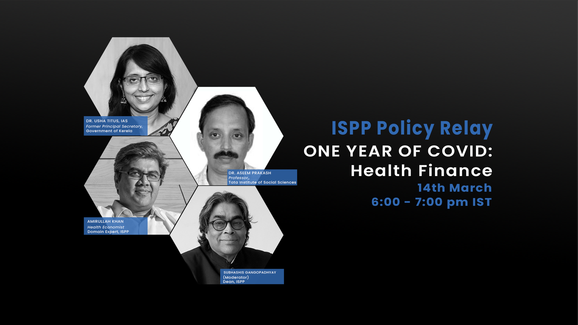 ISPP Policy Relay: One Year of COVID-19 in India
