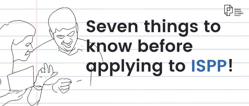 Things to know before applying to ISPP!
