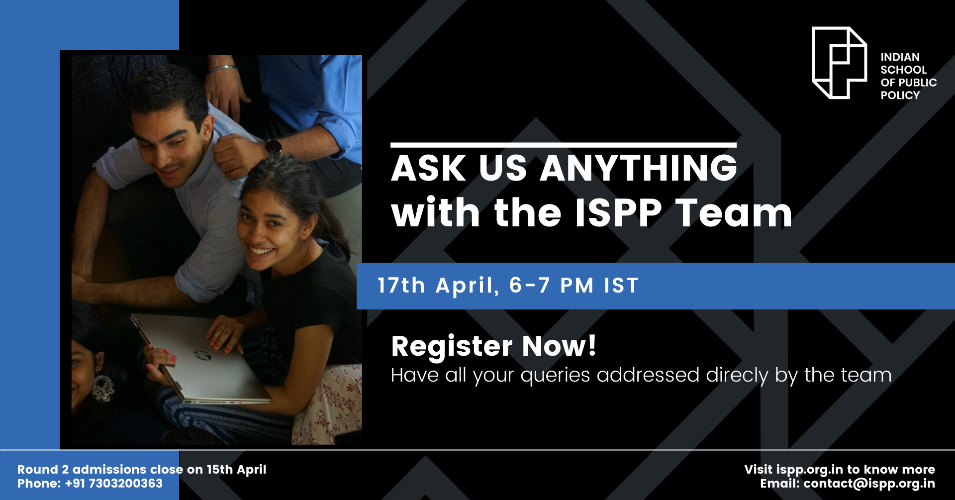 Ask Us Anything with the ISPP Team